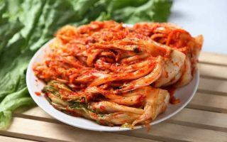 kimchi masakan korea khas
