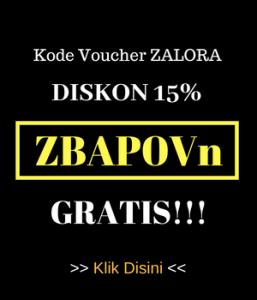 Kode Voucher ZALORA - banner