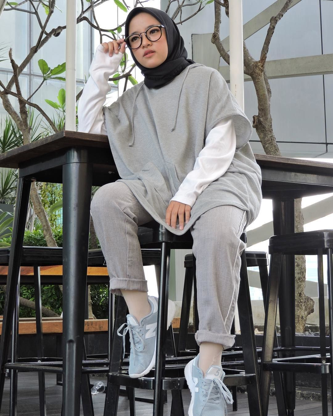 fashion nissa sabyan yang trendi