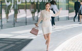 Tak Disangka Fashion Yang Digunakan Oleh Secretary Kim